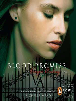 cover image of Blood Promise