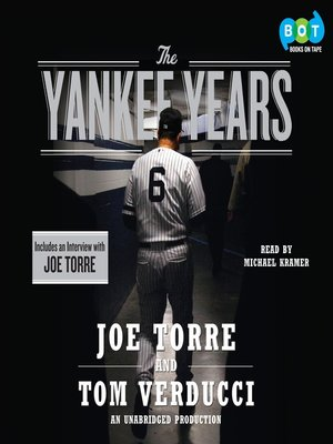 cover image of The Yankee Years