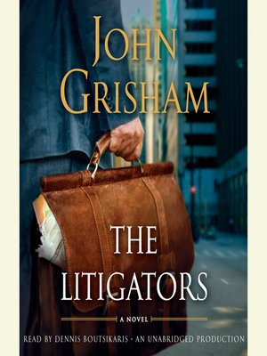 cover image of The Litigators