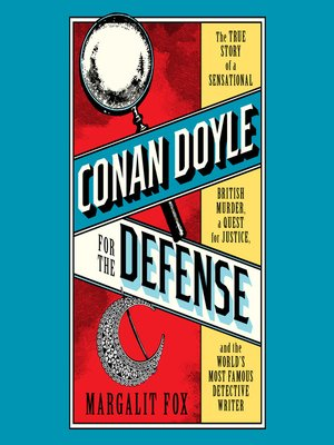 cover image of Conan Doyle for the Defense