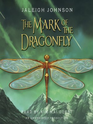 cover image of The Mark of the Dragonfly
