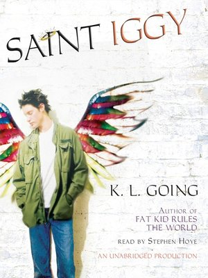 cover image of Saint Iggy