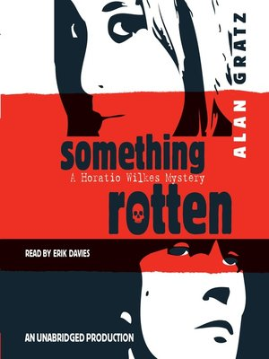 cover image of Something Rotten
