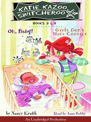 cover image of Katie Kazoo, Switcheroo, Books 3 & 4