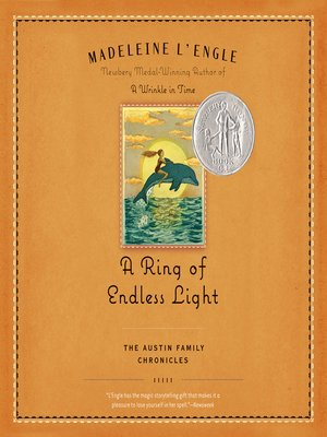 cover image of A Ring of Endless Light
