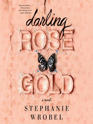 Darling Rose Gold Book Cover