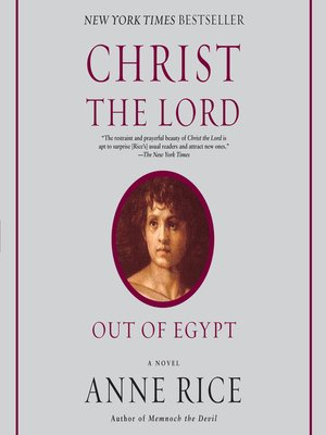 cover image of Out of Egypt