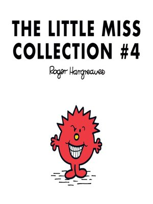 cover image of The Little Miss, Collection 4