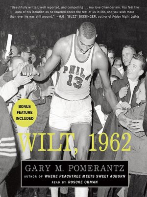cover image of Wilt, 1962