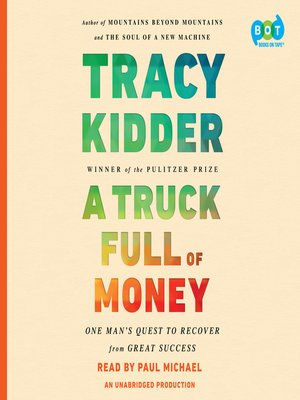 cover image of A Truck Full of Money