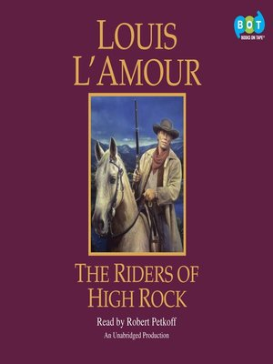 cover image of The Riders of High Rock