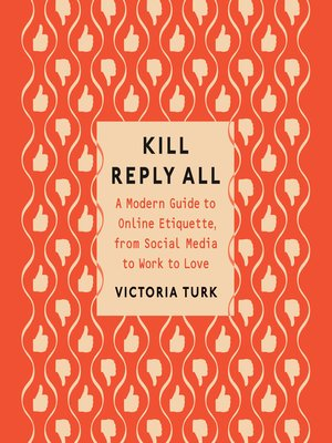 cover image of Kill Reply All