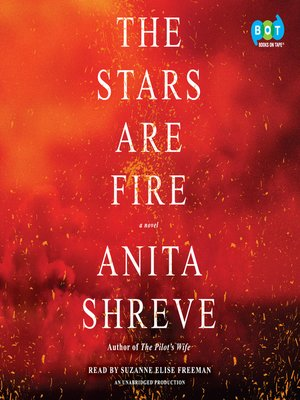 cover image of The Stars Are Fire