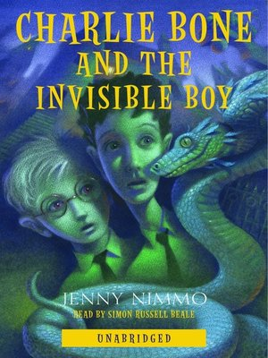 cover image of Charlie Bone and the Invisible Boy