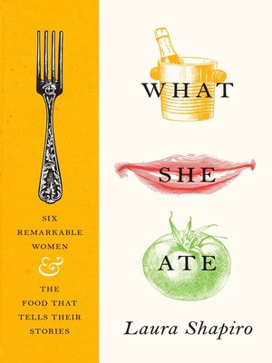 cover image of What She Ate