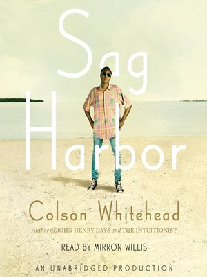 cover image of Sag Harbor