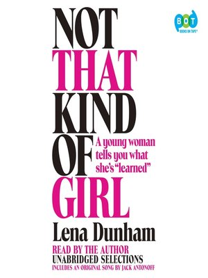 cover image of Not That Kind of Girl