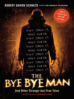 cover image of The Bye Bye Man