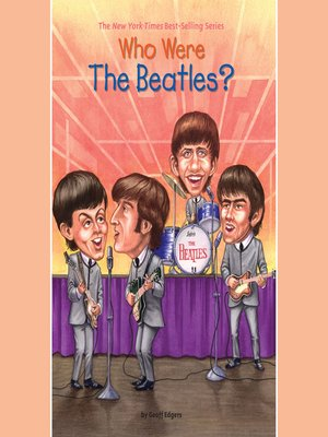 cover image of Who Were the Beatles?