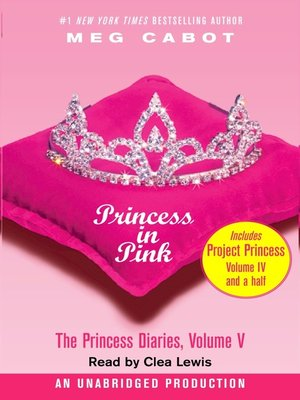 cover image of Princess in Pink