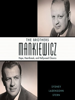cover image of The Brothers Mankiewicz