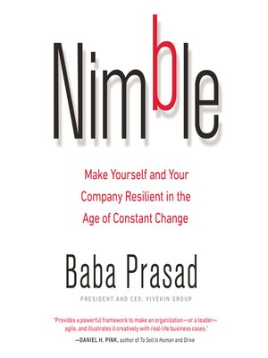 cover image of Nimble