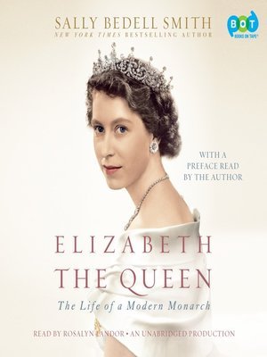 cover image of Elizabeth the Queen