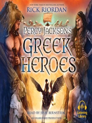 cover image of Percy Jackson's Greek Heroes