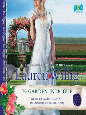 cover image of The Garden Intrigue