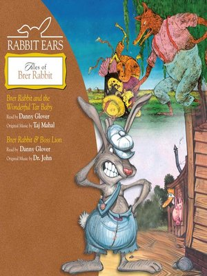 cover image of Rabbit Ears Tales of Brer Rabbit