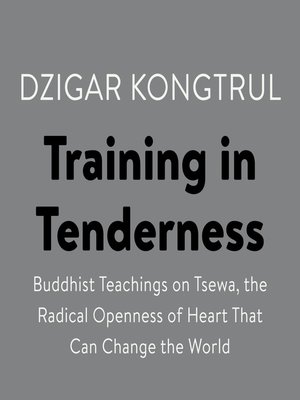 cover image of Training in Tenderness