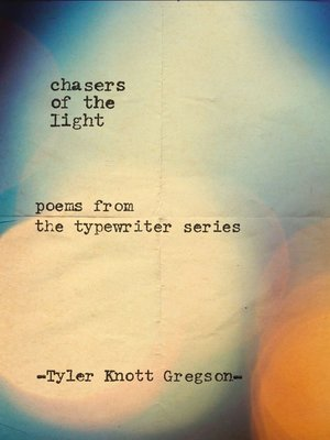 cover image of Chasers of the Light