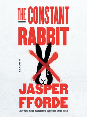 cover image of The Constant Rabbit