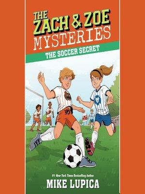 cover image of The Soccer Secret