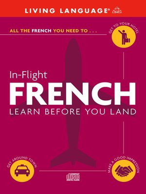 cover image of In-Flight French