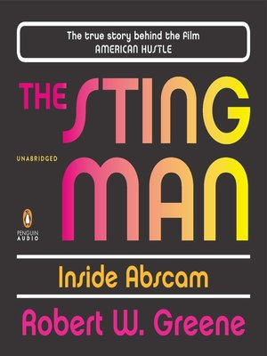 cover image of The Sting Man