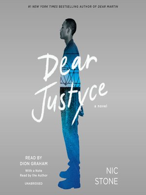 cover image of Dear Justyce
