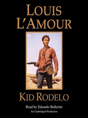 cover image of Kid Rodelo