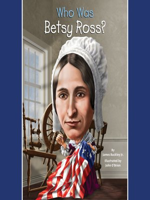 cover image of Who Was Betsy Ross?