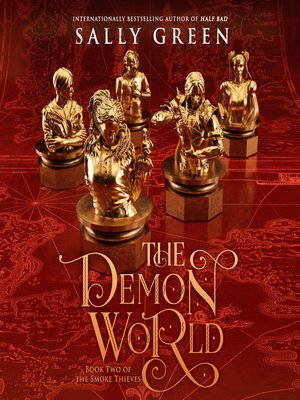 cover image of The Demon World