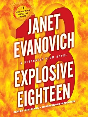 cover image of Explosive Eighteen