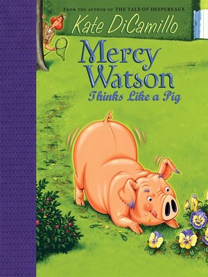 cover image of The Mercy Watson Collection Volume 3