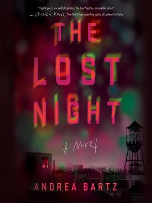 cover image of The Lost Night