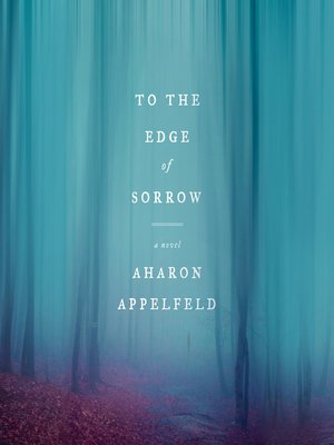 To the Edge of Sorrow Book Cover
