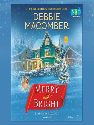 cover image of Merry and Bright