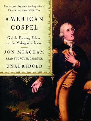 cover image of American Gospel