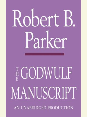 cover image of The Godwulf Manuscript