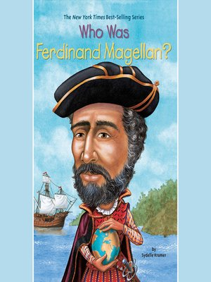 cover image of Who Was Ferdinand Magellan?