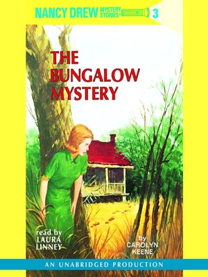 cover image of The Bungalow Mystery