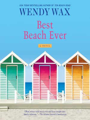 cover image of Best Beach Ever